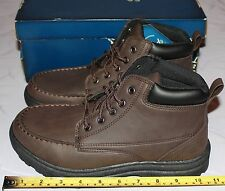 Faded Glory Men's Casual Ankle Boots Size 7.5m Brown