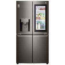 New LG - GF-V708BSL - 708L InstaView French Door Fridge