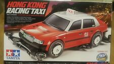 Tamiya 1/32 mini 4WD Hong Kong Racing Taxi FM-A Chassis Model Car Kit #92402