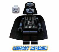 LEGO Minifigure Star Wars - Darth Vader - light flesh head sw277 FREE POST