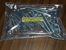 Simson DUO 4 - >37 Motor Schrauben Set 1< Normteile Satz NEU