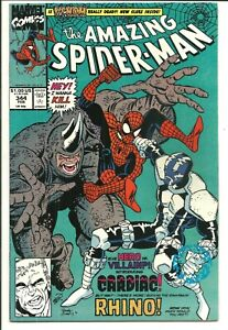 AMAZING SPIDERMAN #344 1st Cletus Cassidy CARNAGE!! High Grade VF/NM
