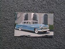1954 Plymouth Postcard