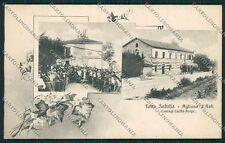 Asti Agliano Fons Salutis cartolina EE6163