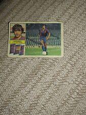 EDICIONES ESTE 1982 1983 ALEXANCO FC BARCELONA VERSIÓN SIN LETRAS FCB 82 83