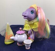 My Little Pony Princess Belle Costume Outfit Walt Disney Parks W/ Pony 2003