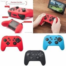 For Nintendo Switch Pro Controller Grip Silicone Protective Skin Case Cover