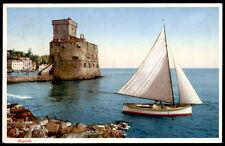 cartolina RAPALLO il castello