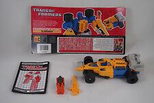 Transformers G1 Powermaster: SLAPDASH, Vintage Hasbro 1987, COMPLETE!