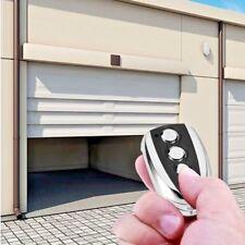 Control Remoto Universal De Garaje De Puerta Llave RC 433Mhz 4 transmisor de botones