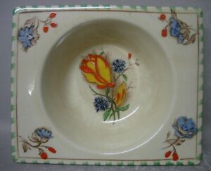 The Biarritz Royal Staffordshire Great Britain porcelain bowl (R No. 784849)
