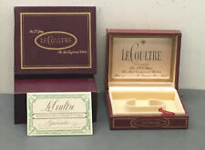 LeCoultre Futurematic Mens Watch Box Only 5 1/2 X 4 1/2