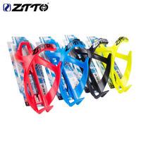 ZTTO Bottle Cage Holder Nylon Plastic MTB Bike Water Bottle Holder Multi-Color