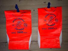 # TOP # Original Schwimmflügel 2000 Plus, BEMA orange 2 Stück Sparversand Kinder
