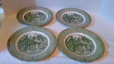 The Old Curiosity Shop set of 4 dinner plates, 5 bowls, 4 cups, 4 saucers