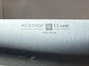 Wusthof Classic Solingen Germany 4582 20 CM Chef's Knife
