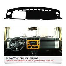 For TOYOTA FJ CRUISER 2007-2014 DashMat Dashboard Cover Dash Cover Mat Fly5D