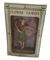 Cicely Mary Barker Fumitory Fairy #86911 Figurine Ornament Flower Fairies W/ Box