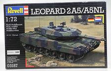 Revell: Leopard 2 A5 / A5NL  Bundeswehr 1:72 - 03187