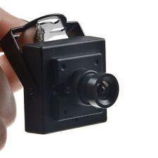 "HD 800TVL 1/4"" CMOS 3.6mm Lens Mini CCTV Home Security Video Color CMOS Camera"