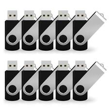 10 Pack 32GB USB3.0 Flash Drives Memory Stick Thumbdrive Pen Drives Data Storage
