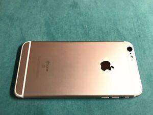 Apple iPhone 6S PLUS - 64 Go - Or Rose (Désimlocké et débloqué iCloud) Bricoleur