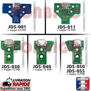 Connecteur de charge manette Playstation 4 JDS - 001 011 030 040 050 - 055  PS4