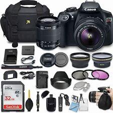 Canon EOS Rebel T6 18.0MP Digital SLR Camera - Black (Kit w/ EF-S IS II 18-55mm