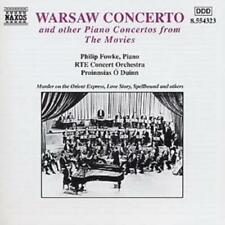 Various Composers : Warsaw Concerto and Other Piano Concertos from the Movies