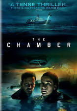 """The Chamber (DVD, 2018) """"A Tense Traumatic Tale of the Need to Survive"""", VG!!!"""