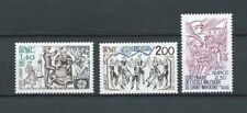 FRANCE EUROPA - 1981 YT 2138 à 2139 et 2140 - TIMBRES NEUFS** MNH LUXE