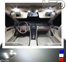 MERCEDES GLK X204 PACK 18 Ampoules LED Blanc plafonnier Coffre Miroir sol porte