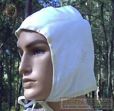 Padded Arming Cap with Tie Medieval Helmet Padded Armour SCA WMA HEMA