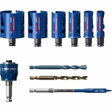 Bosch Expert Construction Material Lochsäge-Set 20/25/32/38/51/64mm, 10-tlg.