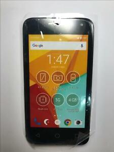 Alcatel Pixi 4 WHITE Vodafone Smartphone Dummy Kids Toy Display Phone FAKE PHONE