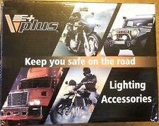 VPlus Lighting Accessories Keep You Safe On the Road LED Light