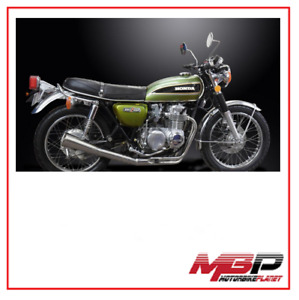 Exhaust Complete Exhaust System Honda CB 550 K Four 1974 1976 Steel