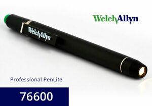 Welch Allyn 76600 Halogen Professional PenLite (NEW)