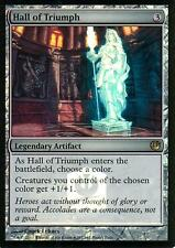 Hall of Triumph FOIL | NM | Game Day Promos | Magic MTG