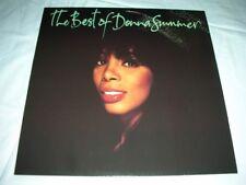 DONNA SUMMER - The best - LP NMINT