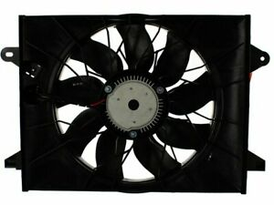 For 2015-2018 Dodge Charger A/C Condenser Fan Assembly 17942DN 2016 2017 6.2L V8