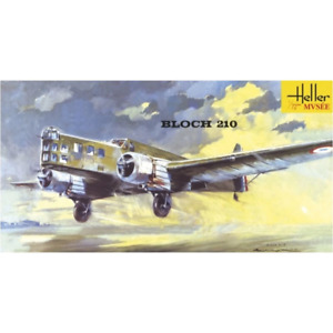 Heller 80397 1/72 Bloch 210 Musee Special Edition Brand New
