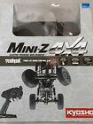 Kyosho MX-01 Mini-Z 4X4 Readyset w/4-Runner Body Grey & 2.4GHz Radio System New!