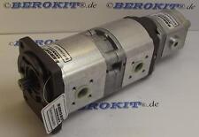 Fendt 611,612,614,615 Hydraulikpumpe Bosch 19+11+2ccm 0510666303