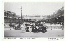 Sussex Postcard - Old Brighton - Regency Square c1902 -  2037