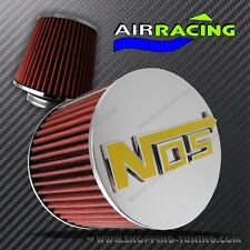 KIT FILTRE A AIR D ADMISSION DIRECT SPORT UNIVERSEL CONE NOS RACING TEAM POWER