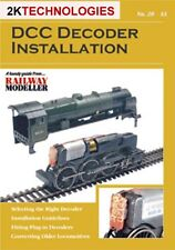 PECO SYH 20 The Railway Modeller Book DCC Decoder Installation 16 PG Booklet