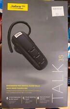 Jabra Talk 35 Bluetooth Headset Nib
