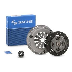Sachs Clutch Set 3 PIECE Audi A3 VW Golf V VI Tdi 2290602004& 3082001409