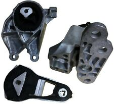 9R3163A 3pc Motor Mounts fit 3.7L 2013 - 2015 Ford Police Interceptor Utility
